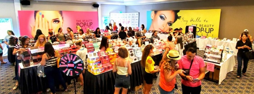 Daytona Beach Beauty Pop-Up Sale