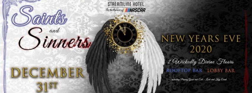 Saints and Sinners NYE at the Streamline Hotel