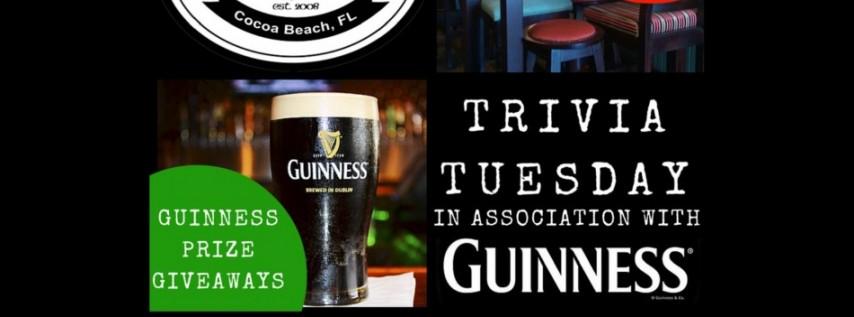 Trivia Tuesday at Nolan's Irish Pub