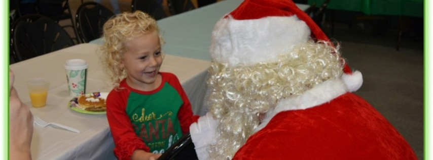 Breakfast with Santa at Ted Whitlock Community Center
