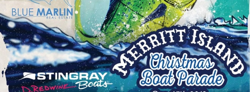 2019 Merritt Island Christmas Boat Parade