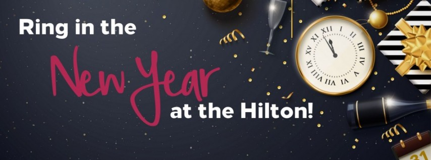 New Year's Eve Celebration at Hilton Oceanfront Resort