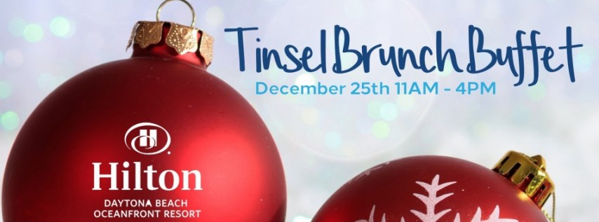 Tinsel Brunch Buffet