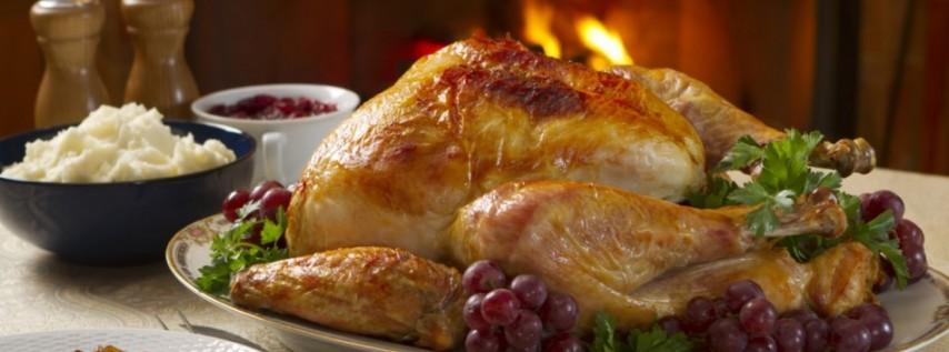Thanksgiving Dinner at the Plaza Resort