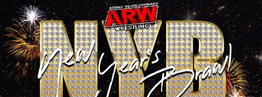 Atomic Revolutionary Wrestling - New Years Brawl (Cocoa)