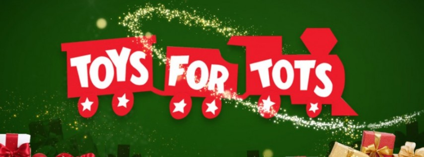 Toys for Tots Toy Ride