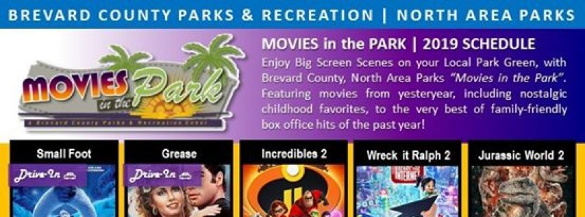 Movies in the Park Featuring 'Bumblebee'