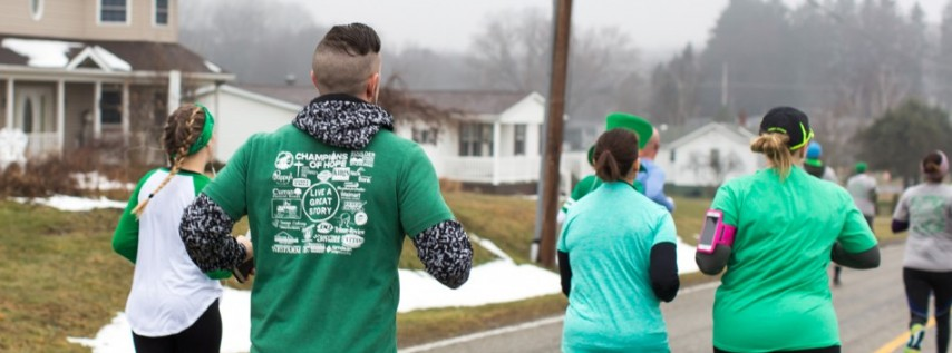 St. Patrick's Day 5K & Family Fun Walk presented by Semper Gratus.
