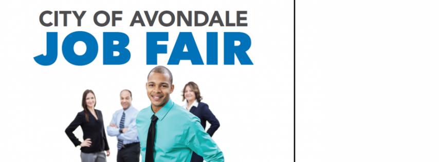 City of Avondale Job Fair