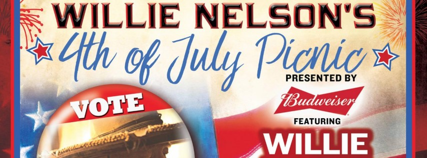 Willie Nelson S 4th Of July Picnic Austin Tx Jul 4