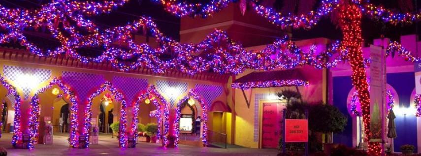 Christmas Town 2016 At Busch Gardens Tampa Fl Dec 15 2016 10 00 Am