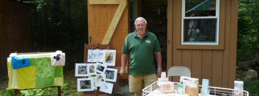 Center for Wildlife's Summer Docent Tour Series!