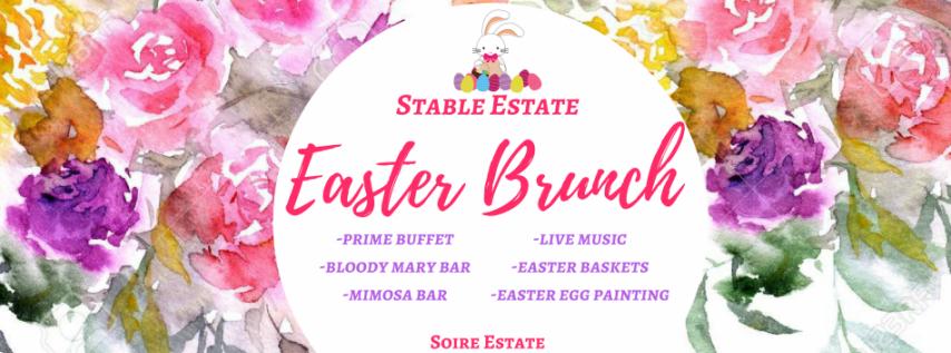 Stable Estate Easter Brunch