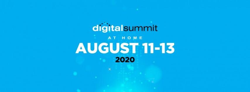 Digital Summit at Home (August)