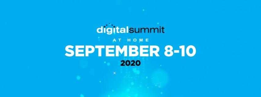 Digital Summit at Home - September