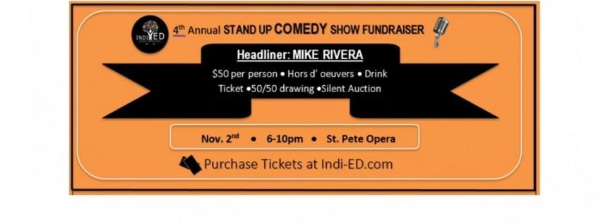 Indi-ED Comedy Show Fundraiser