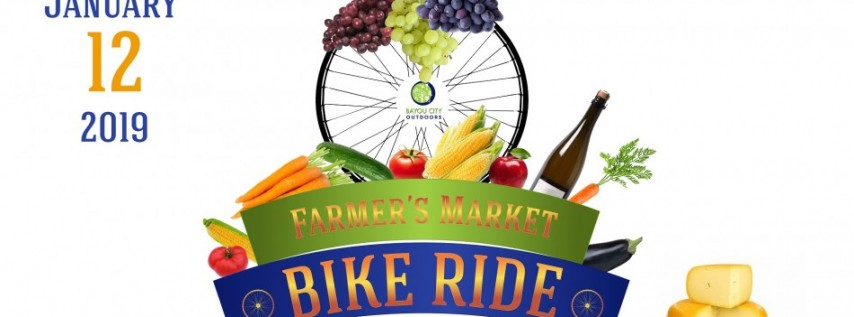 BCO Farmer's Market Bike Ride