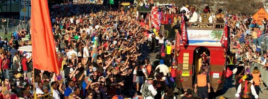 2019 Gasparilla Pirate Festival