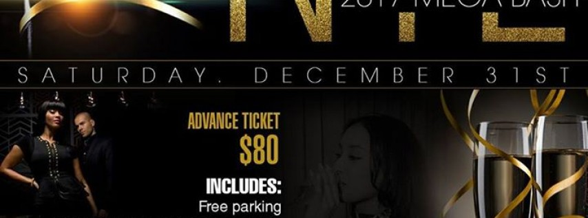 the untouchables and luck i n c presents  nye 2017 mega bash  chicago il - dec 31  2016
