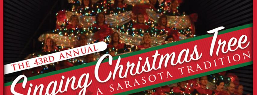 Singing Christmas Tree 2016 - Singing Christmas Tree 2016, Bradenton & Sarasota FL - Dec 4, 2016