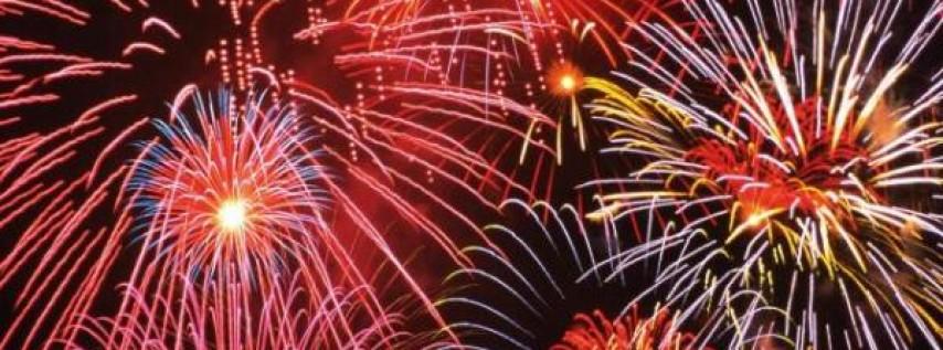 2018 New Year's Eve Magic Kingdom