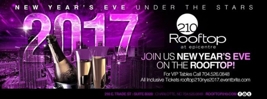 2017 New Years Eve at Rooftop 210