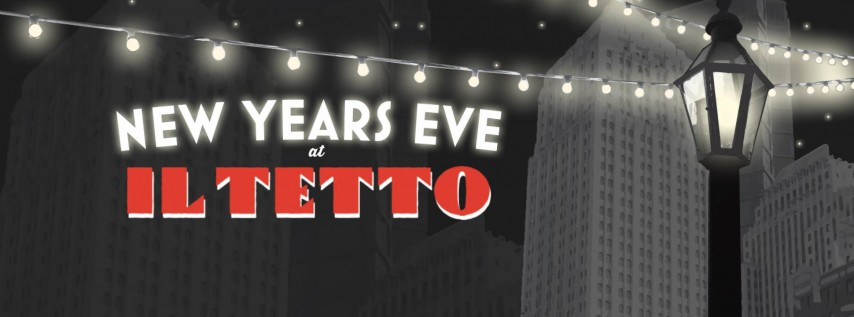 New Years Eve at Il Tetto