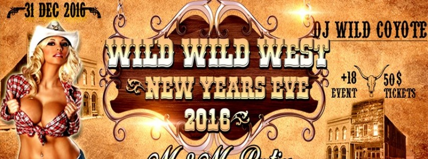 Wild Wild West Nye 2017 Daytona Beach Fl Dec 31 2016