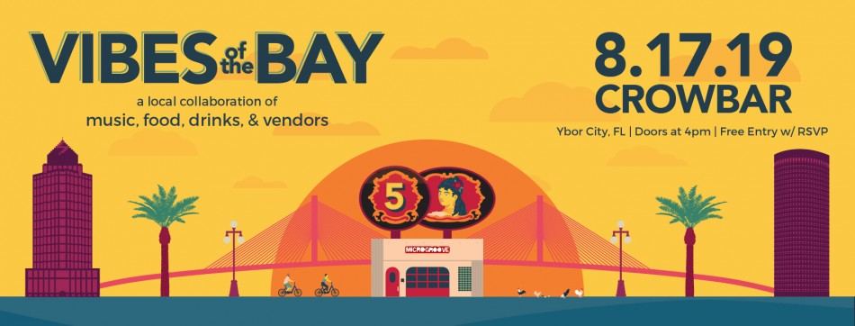 Vibes of the Bay 2019 presented by Symphonic Distribution