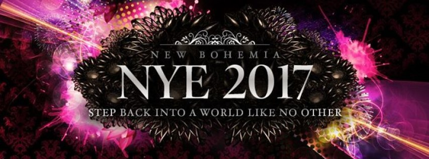 New Bohemia NYE 2017 at The Mint