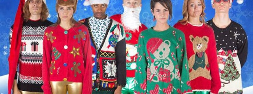 Our 5th Annual Ugly Christmas Sweater Party Hartford Ct