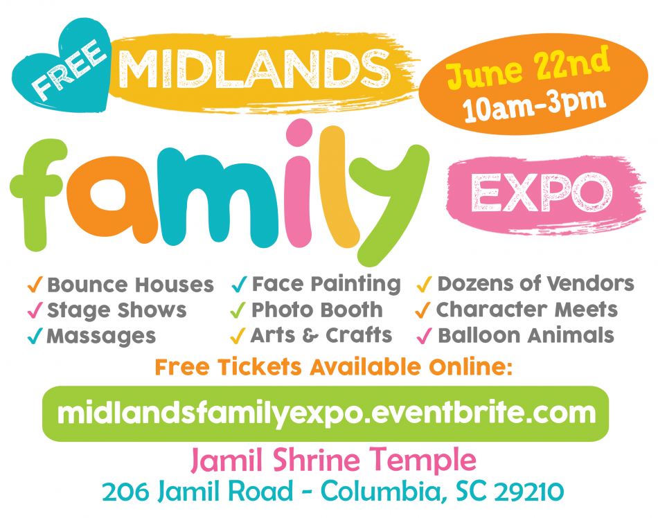 5th Annual Midlands Family Expo