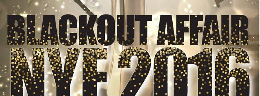 Blackout Affair NYE Party at the Galt House Hotel