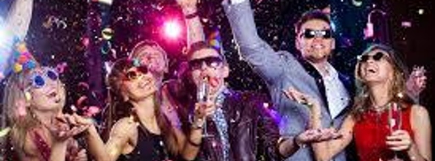 2017 NYE Dance Party at Aloft Cupertino