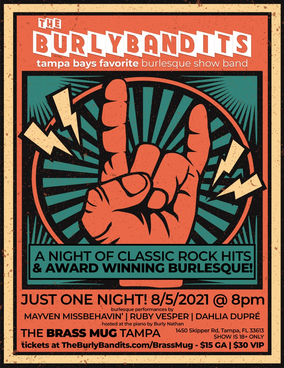 A Night of Classic Rock Hits!