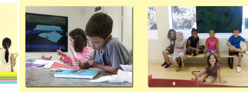 Art Classes for Kids, Saturday Afternoons!