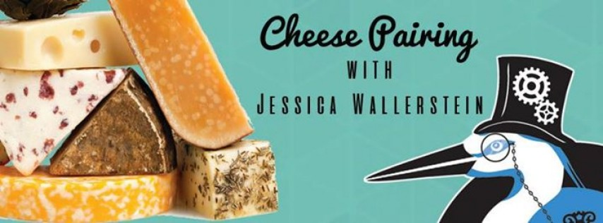 Cheese + Beer Pairing with Jessica Wallerstein