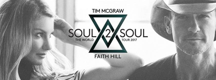 Soul2Soul The World Tour 2017