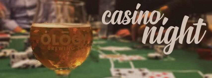 NYE Casino Night @ Ology