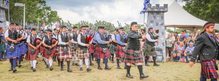 53rd Annual Dunedin Highland Games & Festival