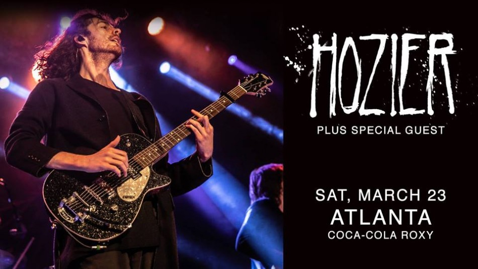 SOLD OUT! Hozier at Coca-Cola Roxy Atlanta