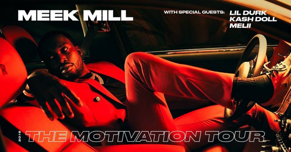 SOLD OUT! Meek Mill: The Motivation Tour at Coca-Cola Roxy