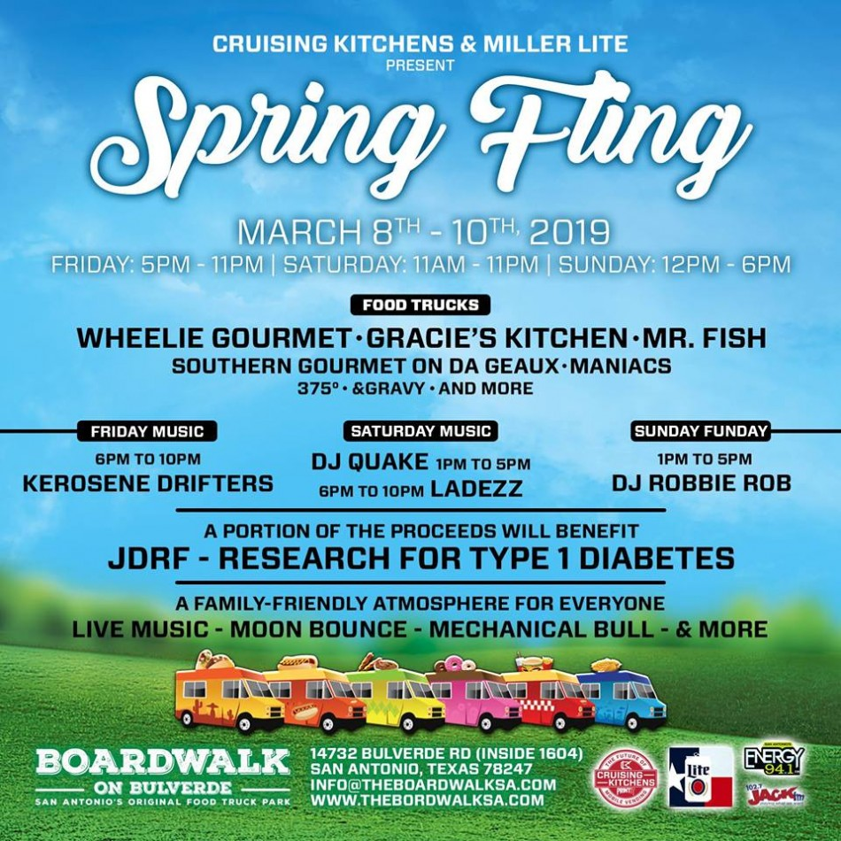 Spring Fling 2019 | Presented by Cruising Kitchens & Miller Lite