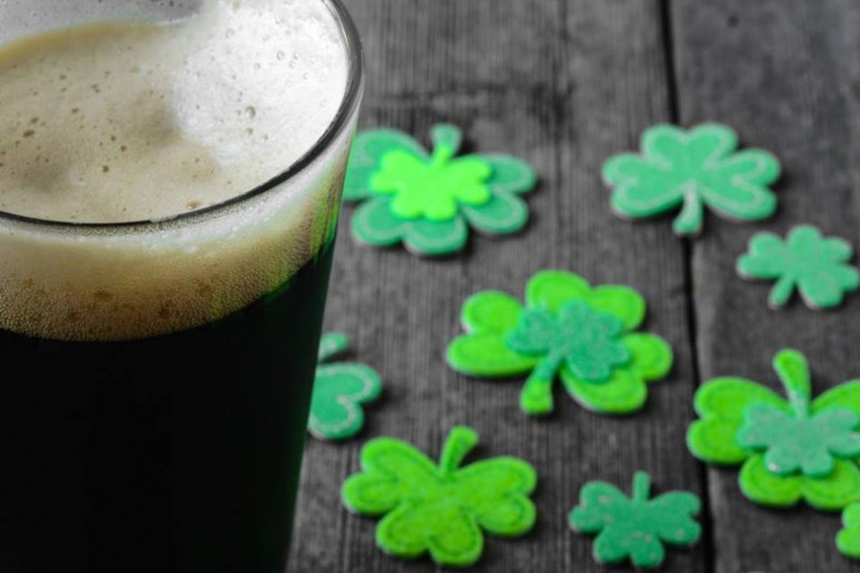 St. Patrick's Day at the Brewstillery