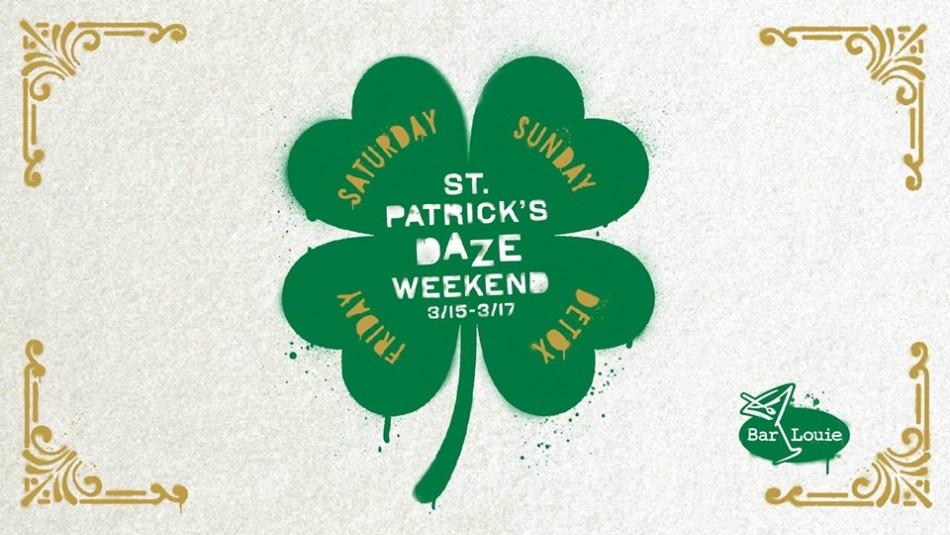 Bar Louie La Cantera Saint Patrick's Daze Weekend