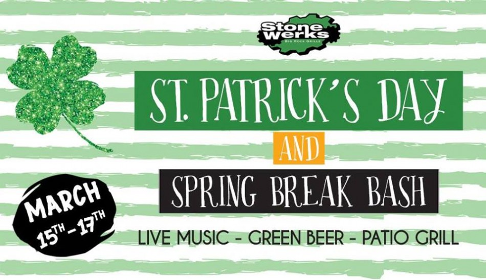 St. Patrick's Day & Spring Break Bash