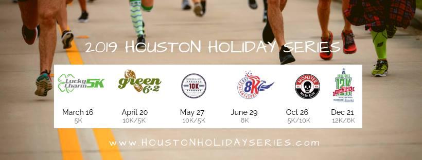 Houston Holiday Run Series