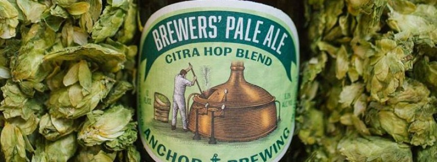 St. Patrick's Day at Anchor Public Taps