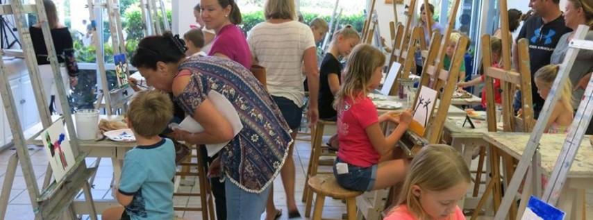 Vero Beach Museum of Art—Children's Art Festival