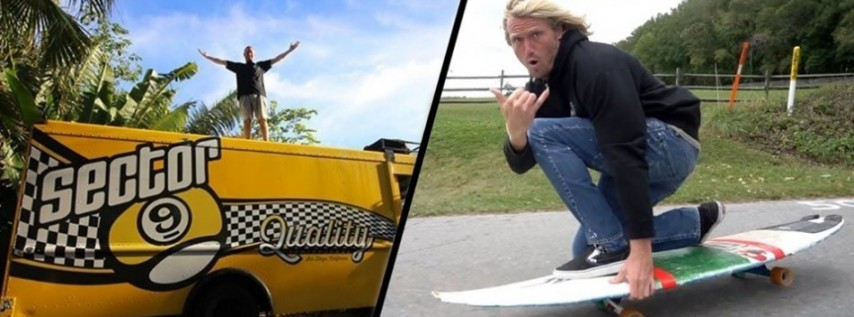 Grillin' and Chillin' with Ben Gravy and Sector 9